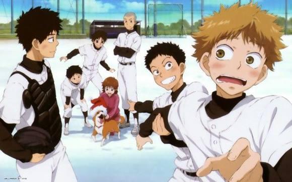 anime tentang baseball