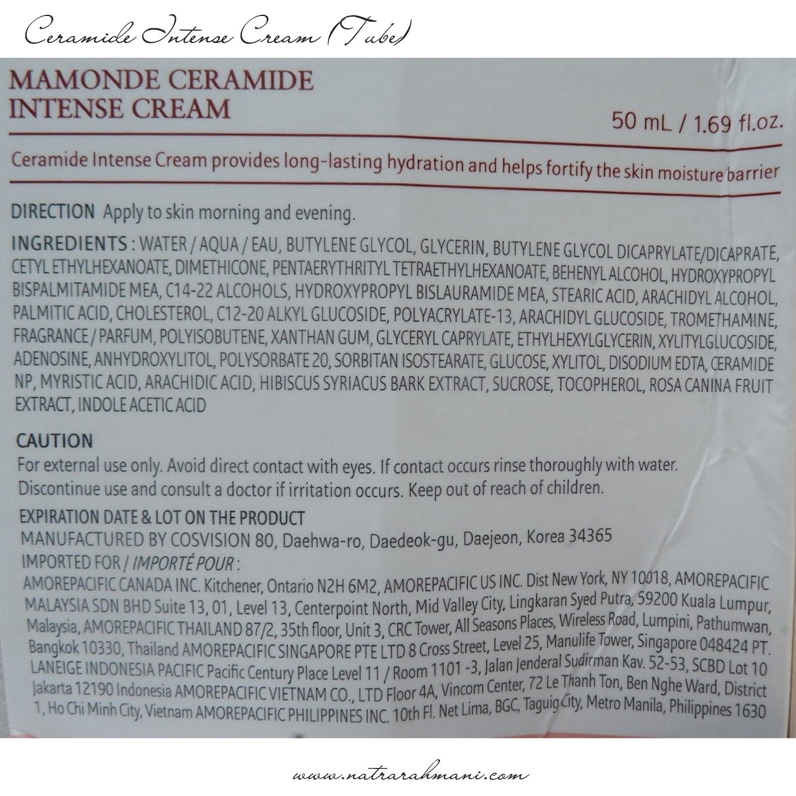 cara-pakai-mamonde-ceramide-line-hibiscus