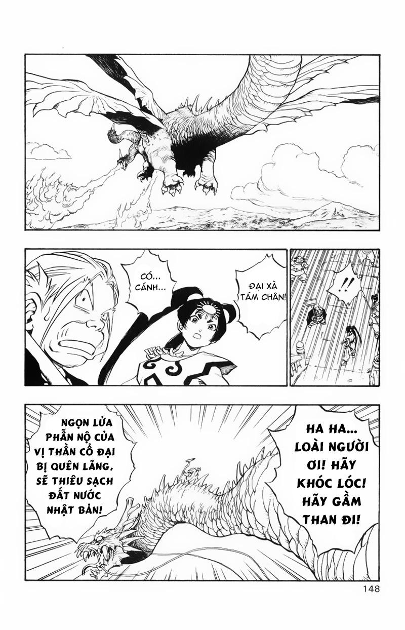 Dragon Quest: Emblem of Roto chapter 44 trang 7