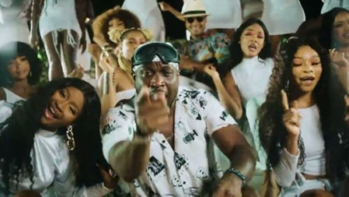 VIDEO: Mr P – Just Like That ft Mohombi