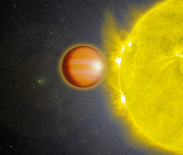 Exoplanet WASP-18b
