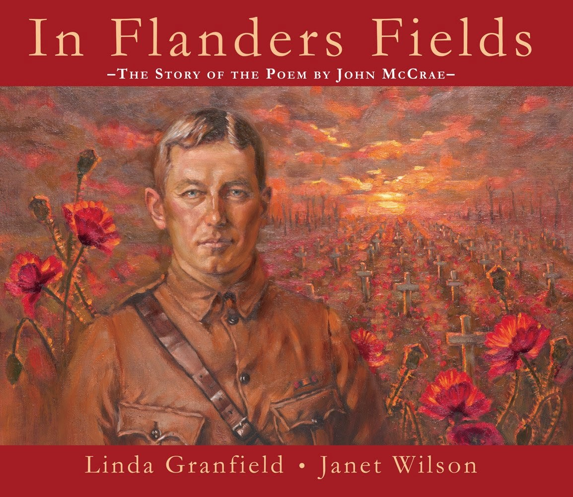 an analysis of john mccraes poem in flanders fields John mccrae was born in guelph, ont, on nov 30, 1872 he published about 30 poems in magazines and in the book in flanders fields and other poems according to a veterans affairs canada biography of mccrae, when he was about 19.