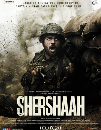 Shershaah (2021) Movie Review: A Most Entertaining And Ambitious Film