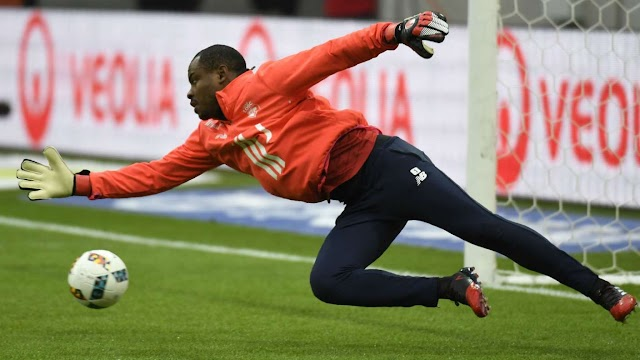 Super Eagles legend thankful to Dijon despite failed move - Vincent Enyeama