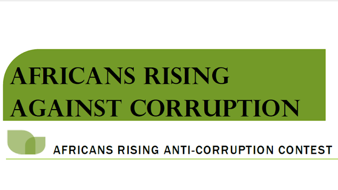 Call for Applications: Africans Rising Champion on Anti- Corruption