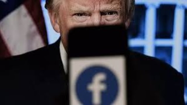 Breaking: Facebook's oversight board upheld Trump's ban on Trump, but the decision opens the door to his possible return.