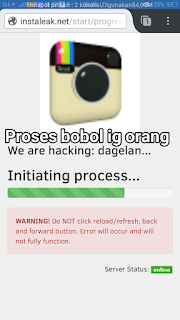 Cara Mengetahui Password Instagram Orang Lain Dengan Mudah