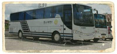 Damri Lampung Bogor
