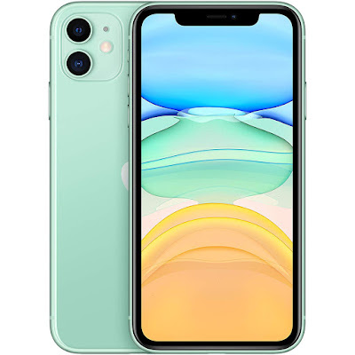 Apple iPhone 11 64 GB verde