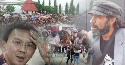 Buchtar Tabuni: Uskup Papua dan Ahok Siapkan Tempat di Luar Papua untuk Menampung Massa PGGP