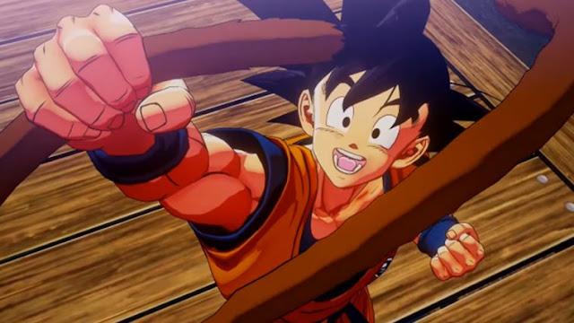 Dragon Ball Z: Kakarot | Vejo o sistema de luta e pesca do gamee