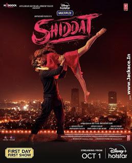 Shiddat: Journey Beyond Love Poster 2