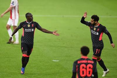 ملخص وهدف فوز ليفربول علي اياكس (1-0) دوري ابطال اوروبا