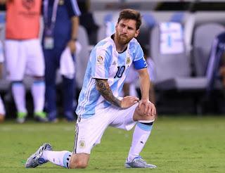 Lionel Messi retires, Lionel Messi quits, Mexit