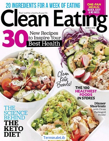 Clean eating magazine march 2018 pdf free download clean eating magazine march 2018 forumfinder Choice Image