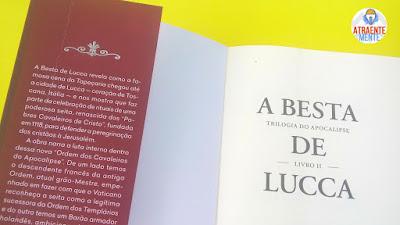 Tem Na Web - Resenha:  A Besta de Lucca - Ilmar Penna Marinho Jr (Jaguatirica)