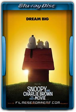Snoopy e Charlie Brown - Peanuts O Filme Torrent Dublado