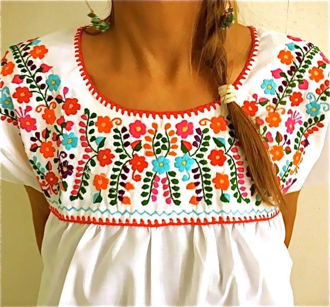 aeda912b5 vestidos mexicanos on line
