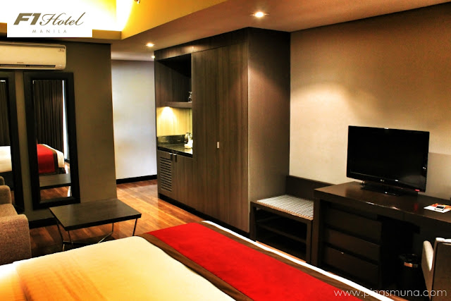 F1 Hotel Manila | Deluxe King Room