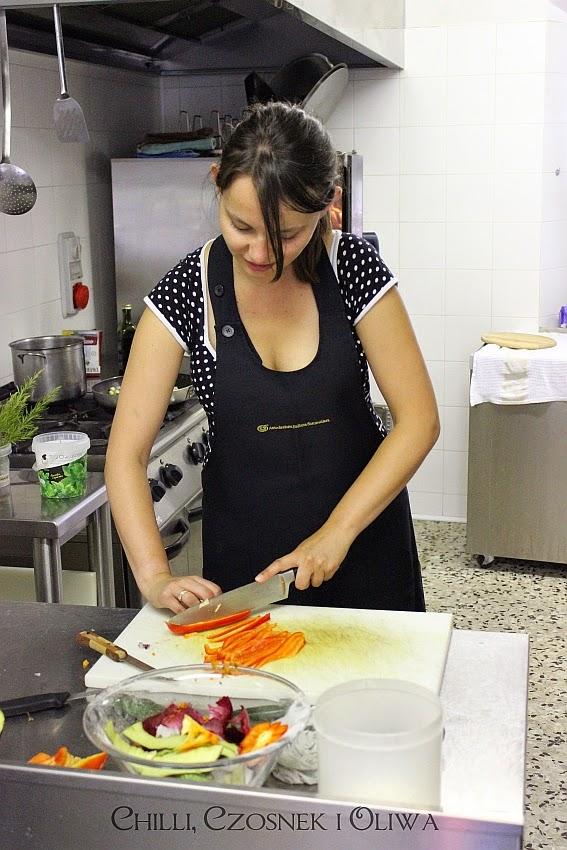 kurs gotowania we Włoszech