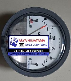 Jual Pressure Gages Magnehelic 0 - 50 mm  di Surabaya
