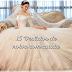 15 Vestidos de noiva com cauda