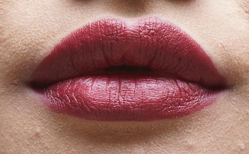 Review Wardah Intense Matte Lipstick 02 Blushing Nude 12 Lady