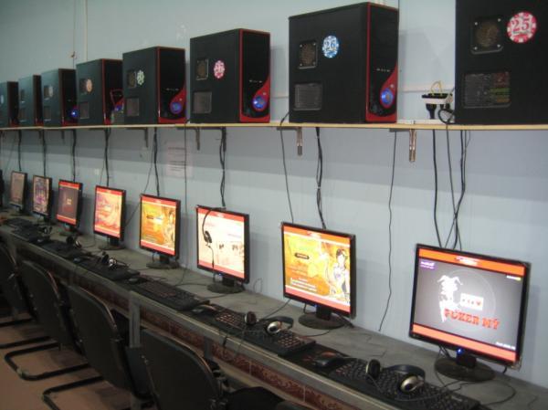 Tư vấn lắp đặt phòng net, Game tại Hải Phòng