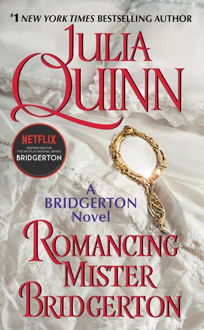 Book Review: Romancing Mister Bridgerton (Bridgertons #4) by Julia Quinn | About That Story