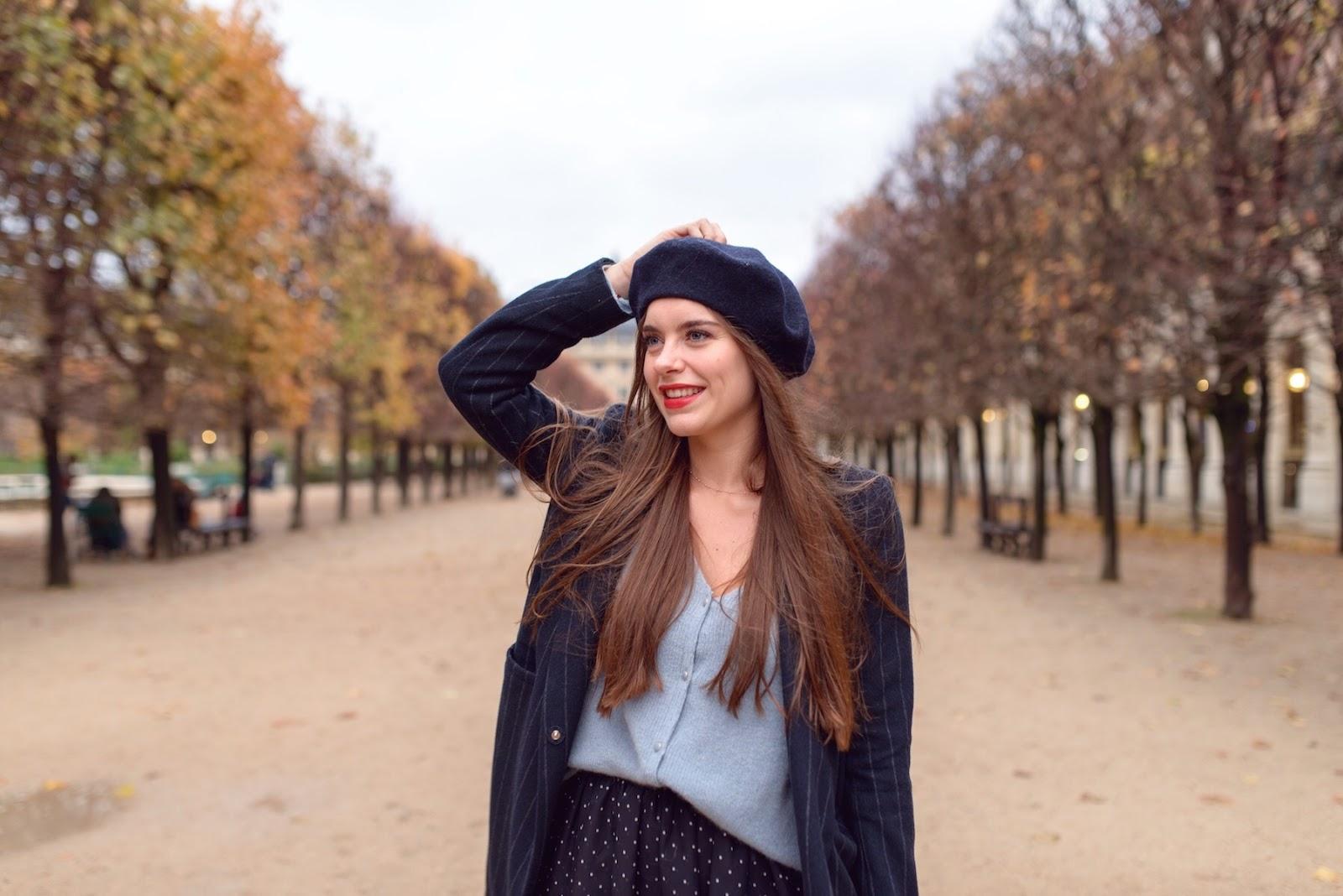 parisienne et beret
