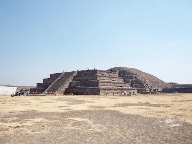 Citadel, Teotihuacan, Mexico City, Mexico