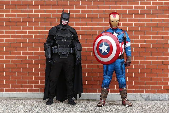 Release your inner superhero at Sydney's Supanova expo!