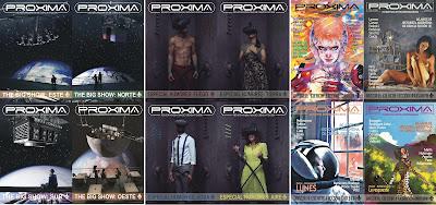 Revista Próxima regresa en forma de packs!