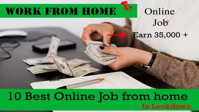 jobs to work from home