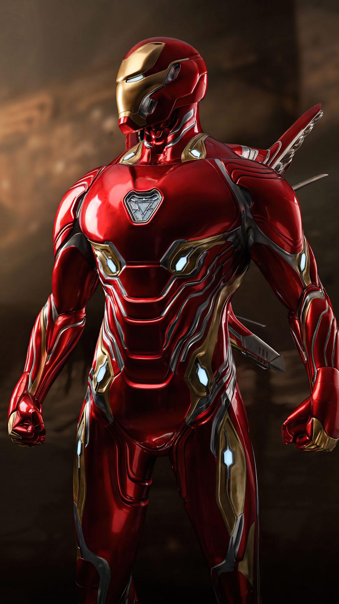 Iron Man 4k mobile wallpaper