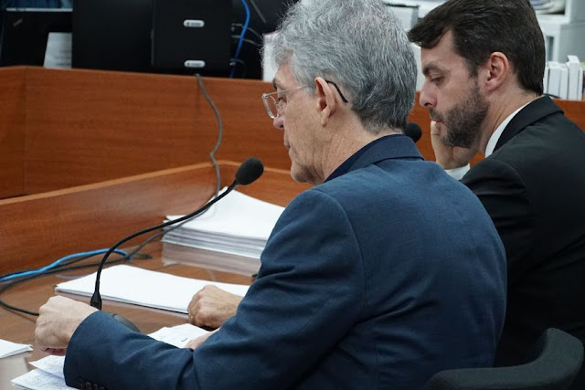 Denúncia envolvendo ex-governador Ricardo Coutinho é recebida no Tribunal de Justiça da Paraíba