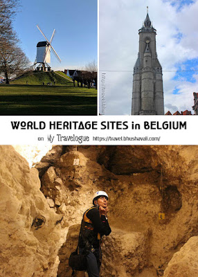 UNESCO Sites in Belgium