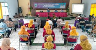 Dinas Perikanan Gelar Bimtek Intensifikasi Usaha Produksi Garam Rakyat