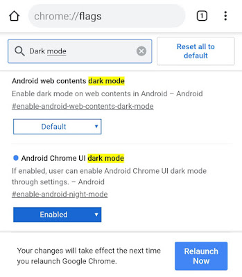 Relaunch Chrome app