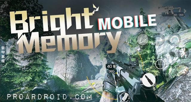 Bright Memory Mobile النسخة الكاملة مهكرة