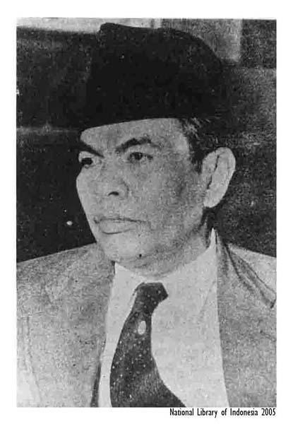 Gambar Mohamad Yamin Kongres Sumpah Pemuda Denimulyanasasmita Mohammad Yamin Pujangga Peletak Dasar Negara