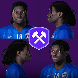 PES 2020 Faces Bafetimbi Gomis by Volun
