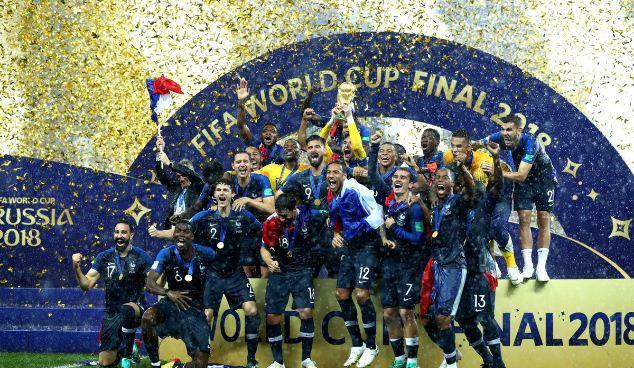 Prancis Juara Piala Dunia 2018. Kalahkan Kroasia 4-2 di Final Minggu 15 Juli 2018