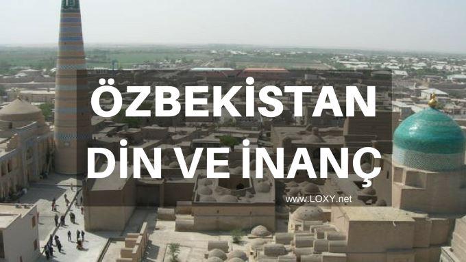 özbekistan dini