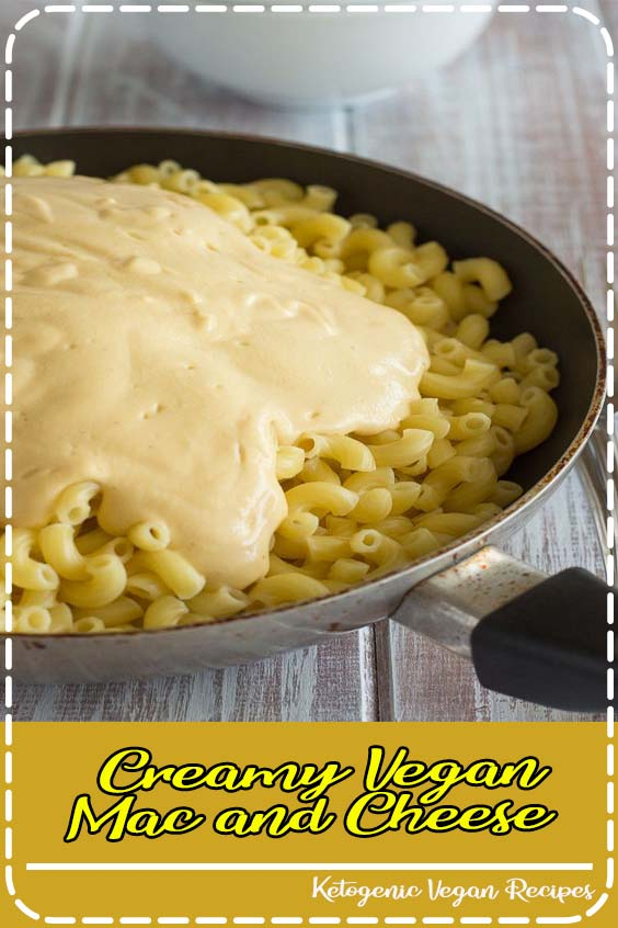 Vegan Mac and Cheese Mixing Must try this Creamy Vegan Mac and Cheese