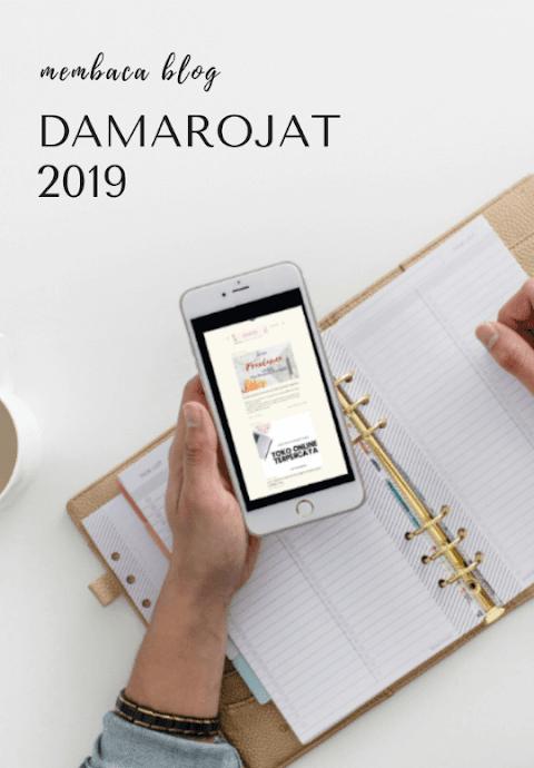 Membaca Blog damarojat pada 2019