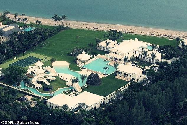 Celine Dion house sold  off