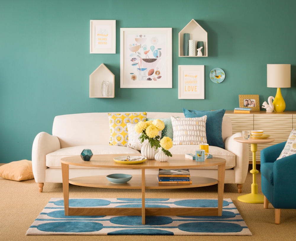 Wohnzimmer farben home creation - Wohnzimmer farben 2016 ...