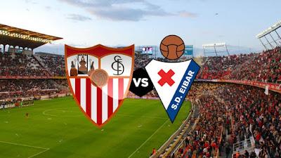 مشاهدة مباراة إشبيلية وإيبار 30-1-2021 بث مباشر في الدوري الإسباني