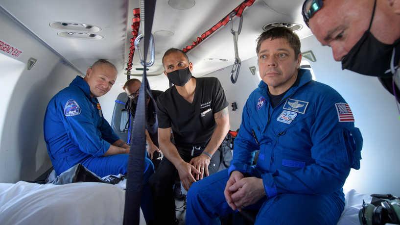 الاقتراع من خارج الأرض.. كيف يصوت رواد الفضاء في الانتخابات الأميركية؟